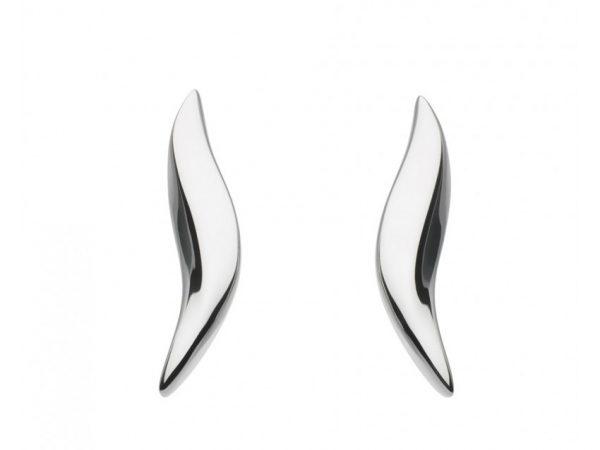 Kit Heath - Bevel Wave Studs